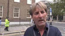 Ganaderos irlandeses protestan contra acuerdo comercial UE-Mercosur