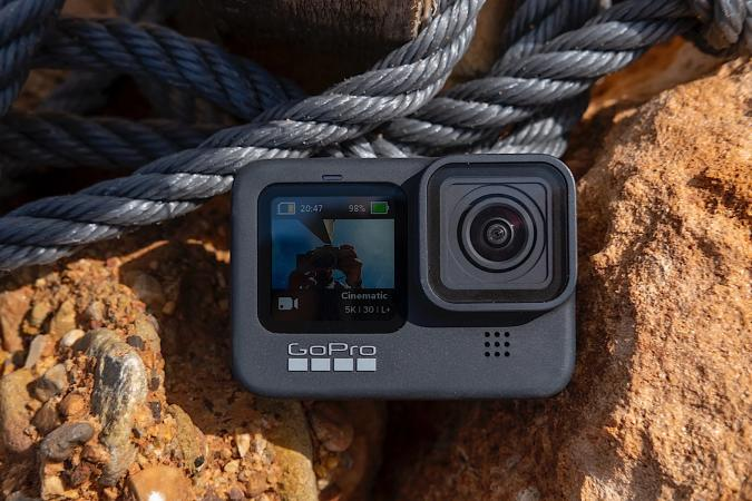 GoPro's new Hero9 Black API allows for smartwatch control, voice commands and more