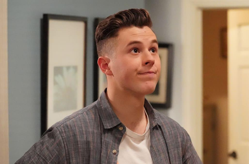 1. Nolan Gould as Luke Dunphy: The youngest of the Modern Family, the ever-cute Luke Dunphy. More often than not, this character has been able to surprise us, played by Nolan Gould, who is also seen in Friends with Benefits, Yes, and What's Up North.