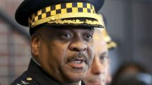 Report: Officer recorded kissing Chicago chief reassigned