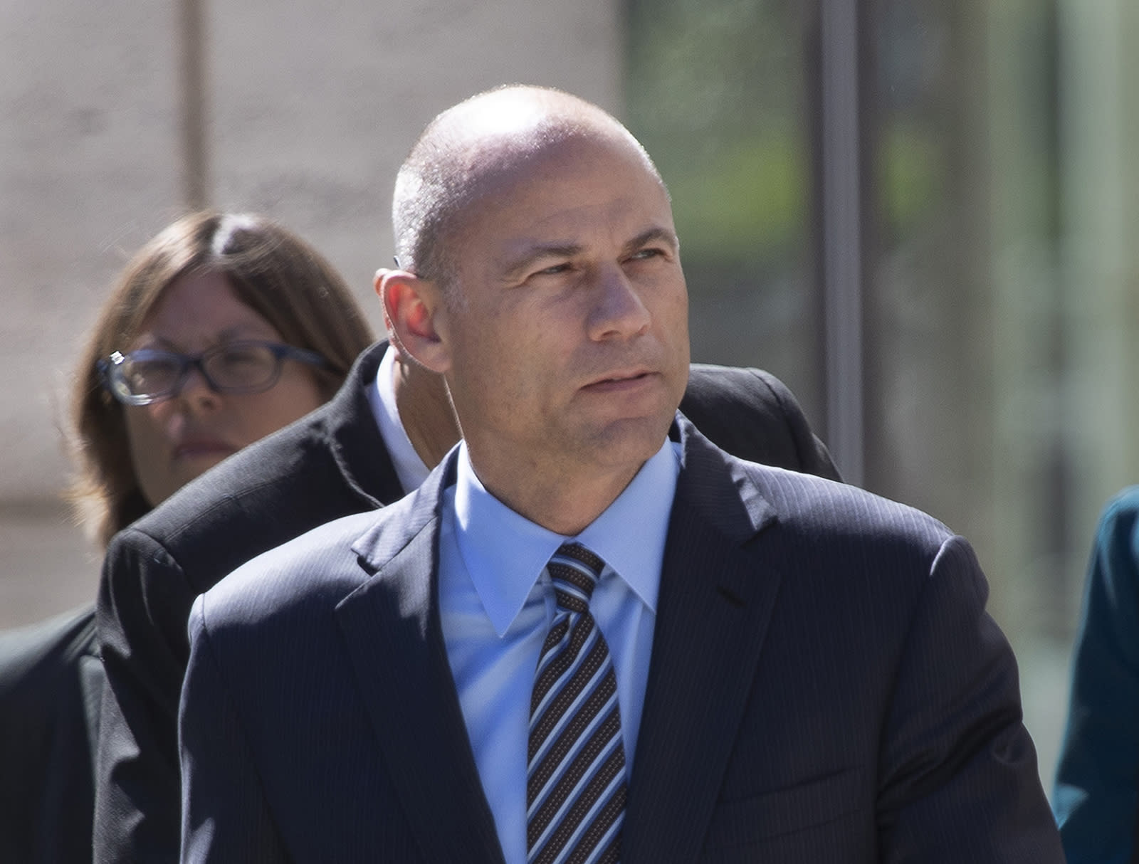 Michael Avenatti is broke and likely will need public defender, court documents say