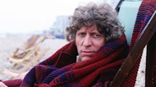 """Tom Baker on Doctor Who """"tension"""" that made him quit"""