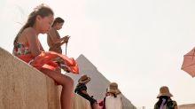 Egipto: Castigarían a quienes importunen turistas con ventas