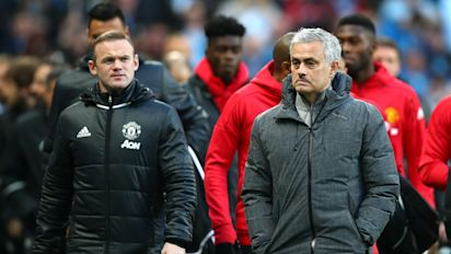 Jose Mourinho jokes he could pick himself for Man United's game with Swansea