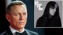 'Terrible vocals': Fans divided over new James Bond theme tune