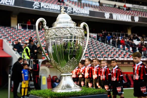 Coupe de france matches programme tv streaming tout - Quarts de finale coupe de france ...