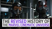 Here's our revised history of the Marvel Cinematic Universe now with 'Ant-Man and the Wasp'