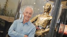 Anthony Daniels: The pain of playing Threepio in 'Star Wars' left me in tears (exclusive)