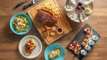 食牛要食斧頭!一嚐極級英國熟成斧頭牛扒 | 新年大餐2019推介 | Marbling by Mr Steak