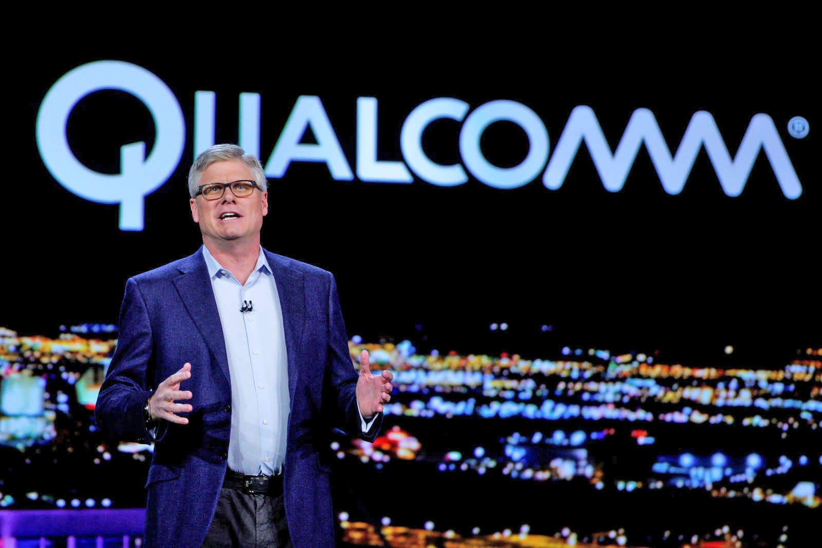 Qualcomm chip promises phone data that's faster than fiber | Engadget
