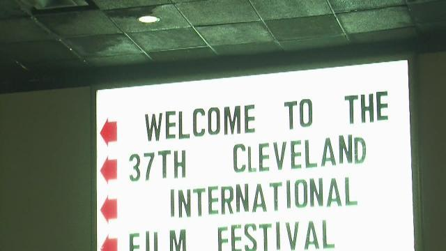 Noon: Cleveland Film Festival to begin