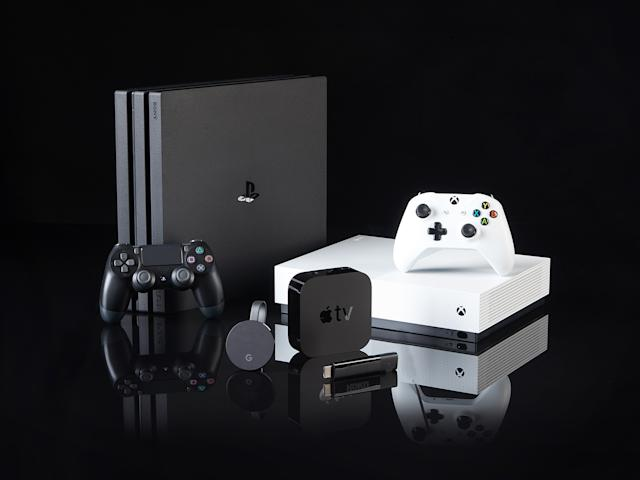 The best streaming boxes (and sticks)