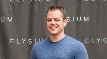 Piden eliminar a Matt Damon de Ocean´s 8 por sus polémicas declaraciones sobre al acoso sexual
