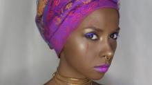 Backlash after white make-up artist shares slave-inspired beauty look
