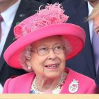 Owner of Trump supporter bus asked to remove image of Queen Elizabeth II wearing a fake MAGA hat