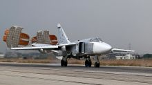 Russia admits one of its military planes was shot down by Syrian government missiles