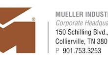 Mueller Industries, Inc. Reports Second Quarter 2020 Earnings