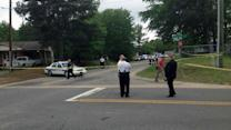 Police officer involved in Fayetteville shooting