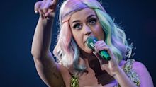 Katy Perry reportedly 'banned from China,' won't perform at Victoria's Secret Fashion Show