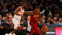 Report: Cavs' Iman Shumpert could miss 6 to 8 weeks after knee surgery