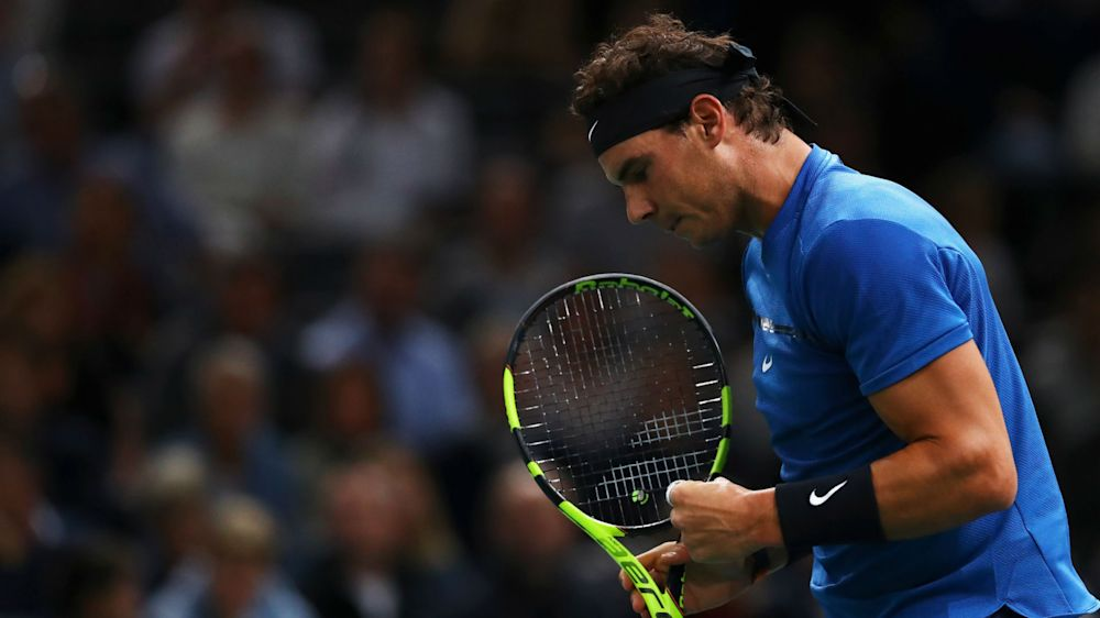 Nadal to test knee in London practice sessions