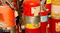 Schools Forced To Buy New Fire Extinguishers