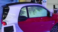 New 'Smart Glass' Turns Car Windows into Mobile Ad Displays