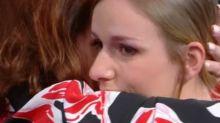 VIDÉO - N'oubliez pas les paroles : Margaux en pleurs après la déclaration touchante de sa maman