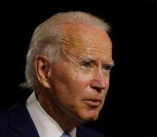Israel-UAE deal 'brave and badly-needed': U.S. presidential candidate Biden
