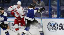 Carolina Hurricanes lose third game in a row to Tampa Bay Lightning