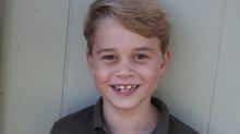 Le prince George fête ses 7 ans, adorable dans un petit polo Mango à 7,99€