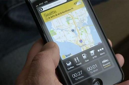 Scout navigation app for iPhone gains location sharing and ETA notifications (video)