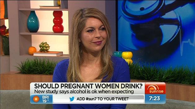 Is it OK to drink while pregnant?