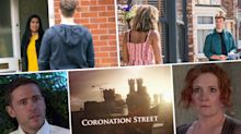 Next week on 'Coronation Street': Ryan leaves after split from Alya? Fiz gets even and Todd resorts to crime (spoilers)