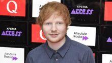 Ed Sheeran's newt problem
