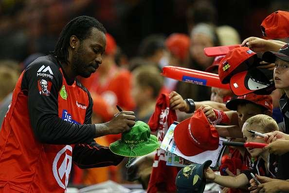 Angry Chris Gayle publicly demands special payment from last year's Big Bash