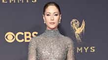'Silicon Valley' actress unexpectedly turns heads in sheer sequined gown on Emmys red carpet