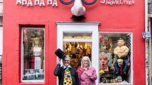 'One 80s pop star buys stink bombs': inside Britain's struggling joke shops