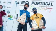 Italo Ferreira é vice em Portugal, mas leva o título da Euro Cup of Surfing