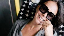 """Carolina Ferraz comemora 52 anos com ensaio nu: """"Corpo livre"""""""