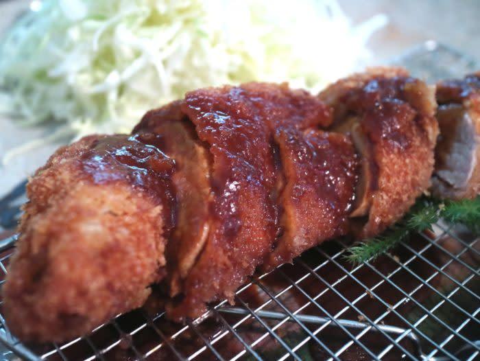 矢場丼 食物