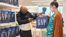 Is Kanye West Already Making Gap Relevant Again?