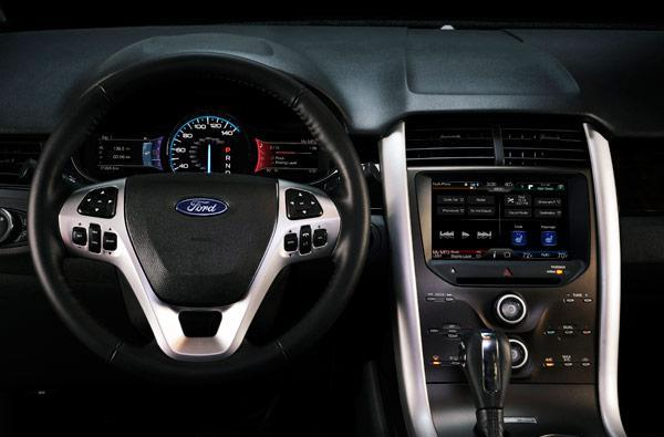 Ford looks to 'interaction design' for future dashboards