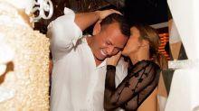 Mira las fotos de la íntima fiesta de cumpleaños de Jennifer López