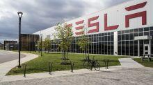 Tesla shows how it's building ventilators with car parts