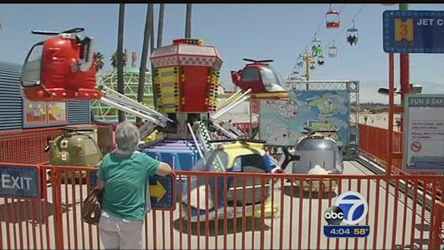 Santa Cruz Beach Boardwalk to be busy for Memorial Day weekend