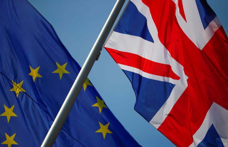 EU says UK spurning vaccine scheme would not affect drugmaker talks