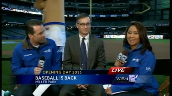 Brewers COO talks about new season