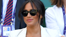 This $27 necklace is the perfect dupe for Meghan Markle's $695 initial pendant