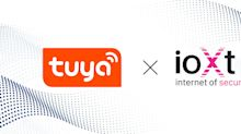 Tuya Smart Partners with ioXt Alliance to Launch its Certified Components Program